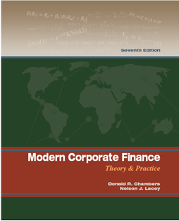 modern corporate finance theory and practice pdf