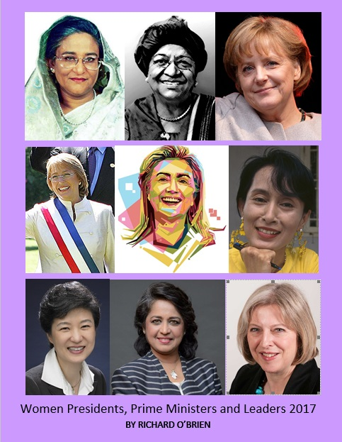 Image result for women prime ministers and presidents 2017