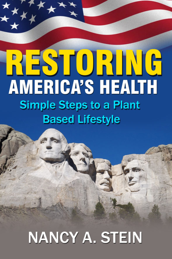 Restoring America's Health Front Cover
